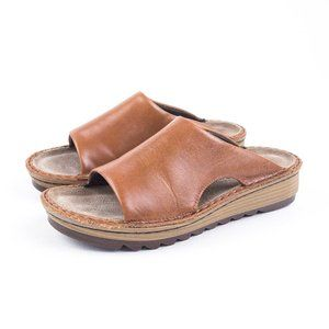 Naot Ardisia Slides Sandals Bloom Collection 36